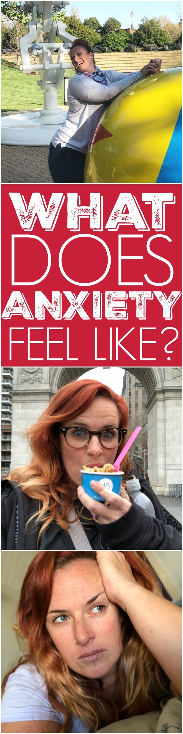 What does anxiety feel like?