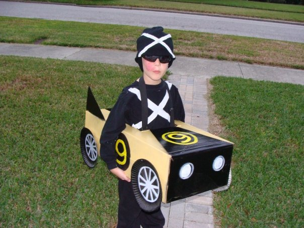 racer x halloween costume, best halloween costume for kids